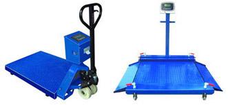 上海常衡 PY1012-1,2 移动式电子平台秤