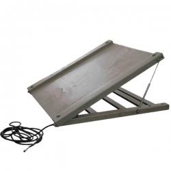 韩国CAS凯士 可冲洗不锈钢防水秤 PSW不锈钢电子磅秤 地磅