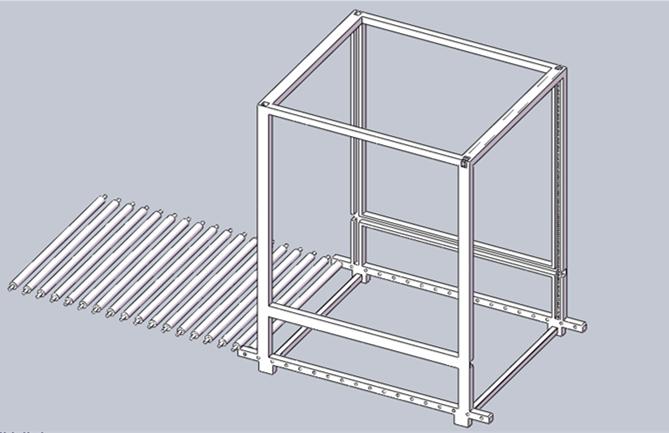常衡CHTW系列体积秤 全自动测重量体积一体秤(机)