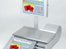 进口瑞士 条码打印串口秤 可触摸显示屏秤 梅特勒-托利多PC智能秤iSmart-P