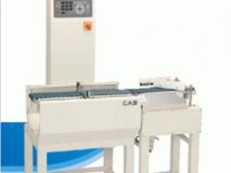 上海常衡CCK-5900高速在线检重秤 高精度检重仪0.2g 全触摸屏