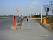 上海常衡 SCS-100B 模拟式 ,数字式电子汽车衡