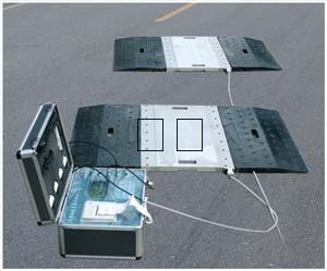 常衡提供 汽车称重仪 电子秤 重心测重仪 性能稳定