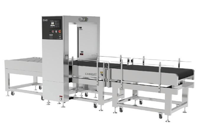上海常衡CLIS700在线体积重量测量系统 自动检重 秤