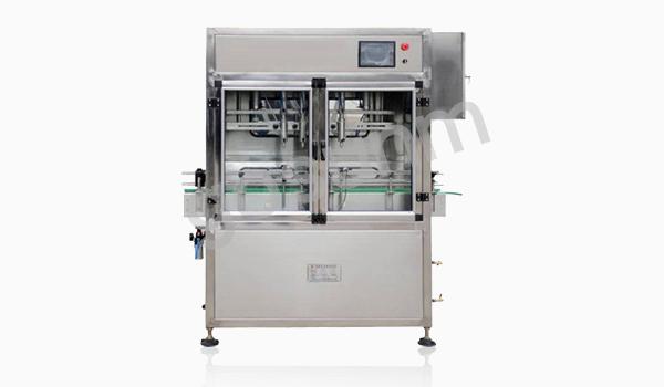 上海常衡 直线式瓶装醋 涡轮流量传感器  计数器控制灌装 灌装秤