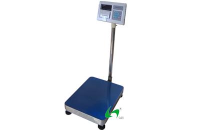 上海常衡 自动手动打印 四个传感器 日期和时间显示 热敏打印纸台秤