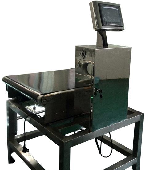 常衡 简便的自动检重秤 物流简便检测机 秤螺丝的在线检测机