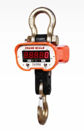 上海常衡 OCS-G2耐热耐高温电子吊秤 10-30T全钢金属外壳