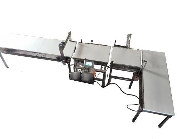 上海常衡重量分选秤 非标定做 可为企业量身设计打造 重量检测机