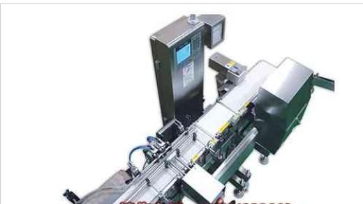 上海常衡CCK-100-FD防倒瓶检重秤 重量选别机 电池筛选仪