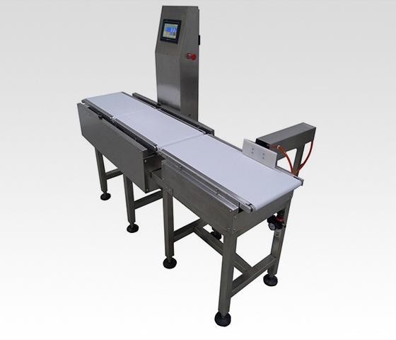 上海常衡CHAP 质量检测及分类 操作简单易懂 加强不锈钢机架 防水等级高 可拆卸重量多级分选秤