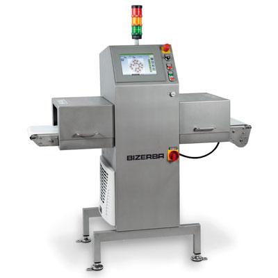 常衡CH-XRE 利用X射线技术 检测出产品中是否有金属 检查包装完整 X光检测机