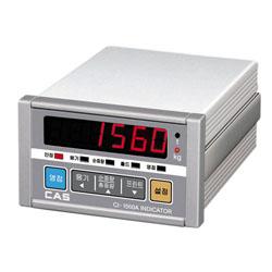 常衡供应CAS 凯式CI- 1500 可接平台秤 灵敏度高 显示速度快 称重显示器