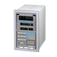 常衡供应CAS 凯式CI- 8000V 三个屏幕显示 高精度称重控制器 总代理