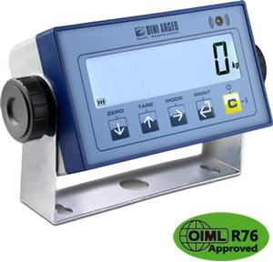 狄纳乔DFW 使用简便 高性能高安全 多功能称重显示器