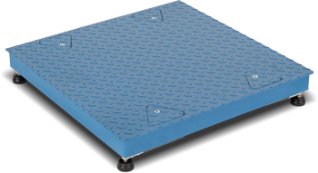 供应狄纳乔ES 单层电子地磅 可用于称重检重  尺寸600x600mm
