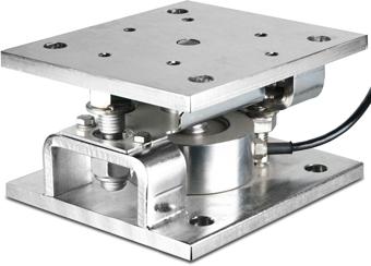 意大利狄纳乔 KCPN10轮辐式传感器安装模块 不锈钢材质 可抵御横向冲力