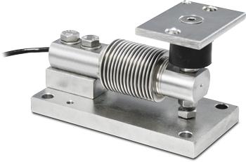 上海常衡供应 波纹管传感器安装模块 不锈钢 用于中小型搅拌机