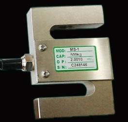 上海常衡  MS-1 S型称重传感器 机电结合秤 吊钩秤 料斗秤 工艺秤