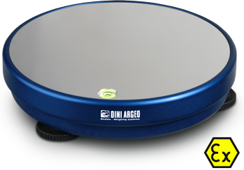 狄纳乔RPLC 小巧耐用 蓝色铝外壳 高精度 不锈钢圆盘秤