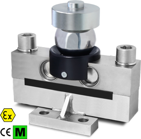 上海常衡可提供 狄纳乔RSB系列双剪切梁传感器  镀镍钢结构 激光焊接