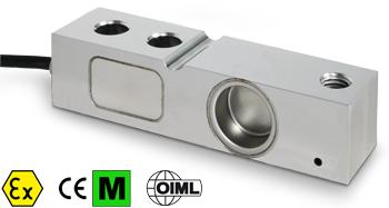 狄纳乔 SBK系列IP68不锈钢单剪切梁传感器 阻值350 Ohm