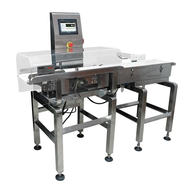 上海常衡CHWP300 操作简单 显示直观 加强不锈钢 减少人工提高效率 检重秤