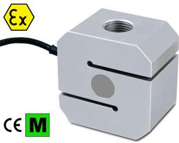 狄纳乔 STFC系列S型传感器 镀镍钢结构  悬浮式称量系统
