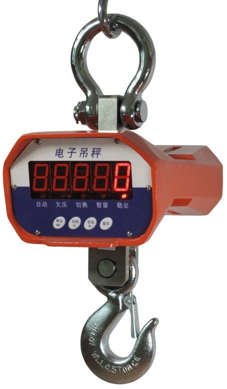 上海常衡XZ-CCE一体式传感器设计 铝合金外壳 轻便坚固 电子吊秤