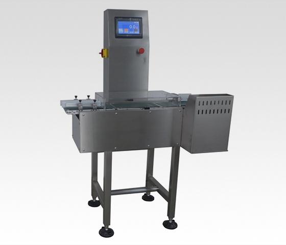上海常衡300g 高精度 快速 可选配传感器 高速重量检测机 分选秤