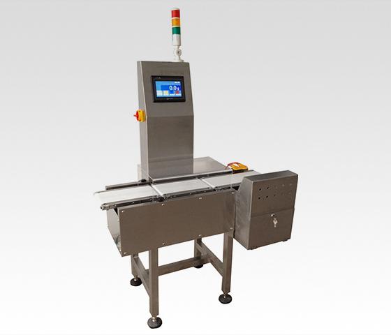 上海常衡CHWP150 操作简单 不锈钢 可清洗维护 自动化流水线检重秤