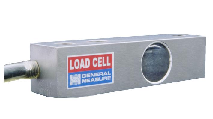 上海常衡 剪切式(悬臂梁)叉车秤电子称重传感器ZB1D 合金钢材质
