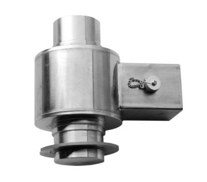 上海常衡提供 柯力ZSFL柱式称重传感器 汽车衡 轨道衡传感器