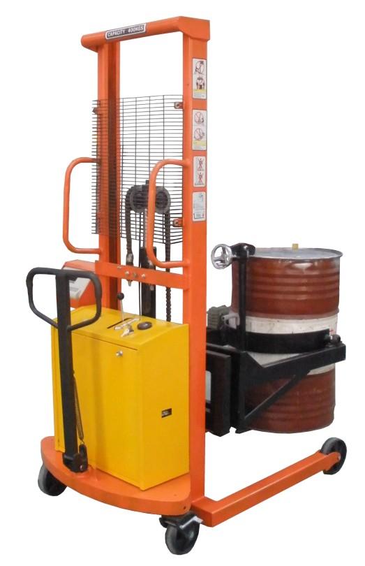 上海常衡CDS300KG 电动倒桶车 防爆功能齐全精度高