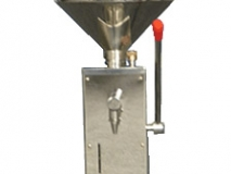 上海常衡SGY-35 可灌充药液 液体物质  膏体液体灌装一体机功能 手动灌装机