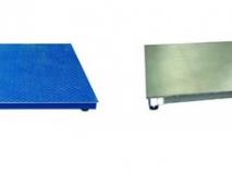 上海常衡四角摇摆式自动复位机构 碳钢 不锈钢有框电子平台秤 平面秤