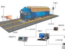 上海常衡供应电子汽车衡管理系统 无人值守汽车衡