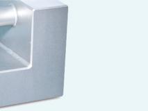 上海常衡 OIML F1,不锈钢 矩形握柄式精度高