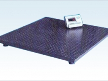 上海常衡 SCS 简易 轻巧 方便移装  用途广泛  可加装料斗 传输轨道 电子地上衡