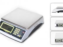 上海常衡提供Q1-P高精度外观精美电子计价桌秤