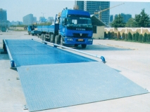 上海常衡双层结构 自带液压升降系统 移动方便 式汽车衡