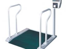 上海常衡供应WCS-200 医院血透轮椅秤 秤残疾人用的