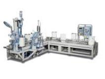 常衡CFM-030KAS_2 全自动计量灌装 自动输灌 洛盖 夹盖 双头灌装机