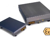 狄纳乔 TS3 高精度中小型 304不锈钢台面 防爆台秤