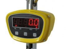 上海常衡XZ-GGE-pro 铝镁合金 轻便耐用 防尘防磁 360度旋转电子秤