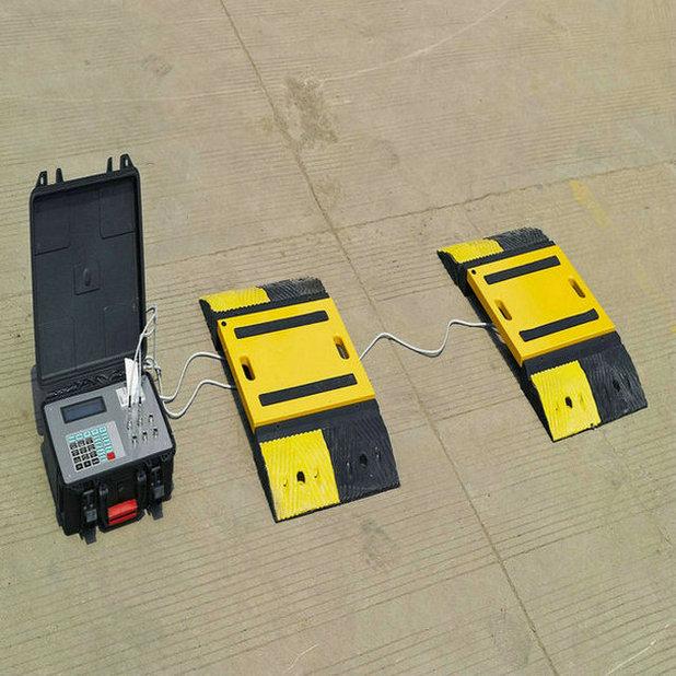 常衡 chz-40t 轴重秤 便携式汽车衡 工厂 煤场 料场 携带方便 操作简单