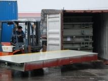 常衡提供 出口电子汽车衡 粮仓 工厂 货场 仓储 车间 港口物资计量