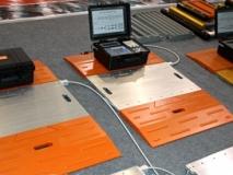 常衡 CHZ-XK30T 有线便携式汽车称重仪 液晶触摸屏 手持式称重仪 工厂原料进出检测