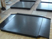 常衡提供 钢结构平台秤 厂库 车间 工地 防磁抗干扰 防雷击