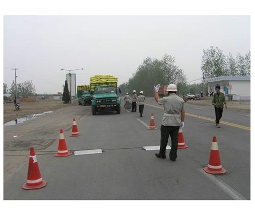 常衡提供 30吨汽车轴重秤 对车辆动 静态检测 重量轻 携带方便